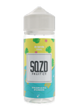 SQZD Fruit Co - Tropical Punch E-liquid 120ML Shortfill
